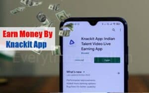 How To Make Money From Knackit App